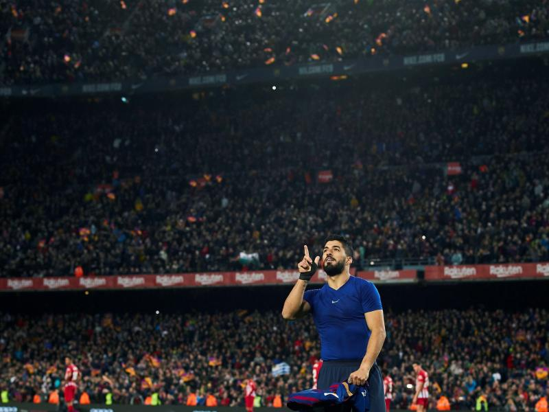Luis Suarez set to ditch FC Barcelona for the MLS
