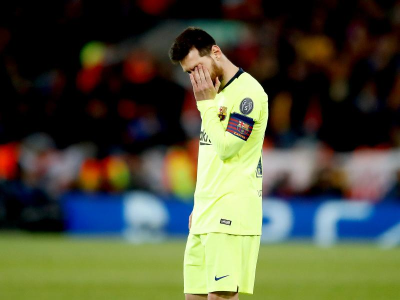 Lionel Messi's warning to Barcelona players before Liverpool defeat last season
