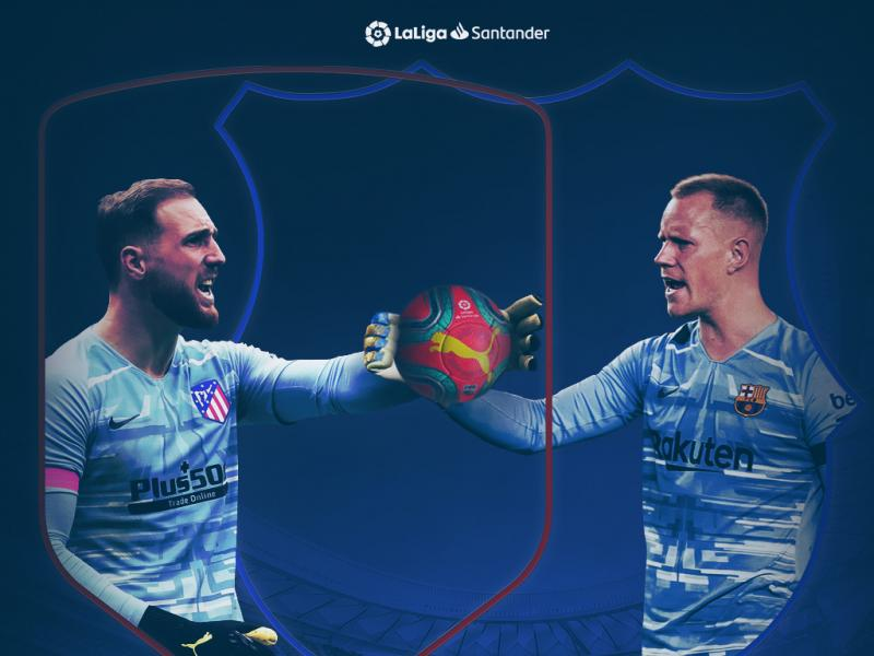 🧤 Atlético Madrid vs Barcelona: Battle of the goalkeepers could be decisive
