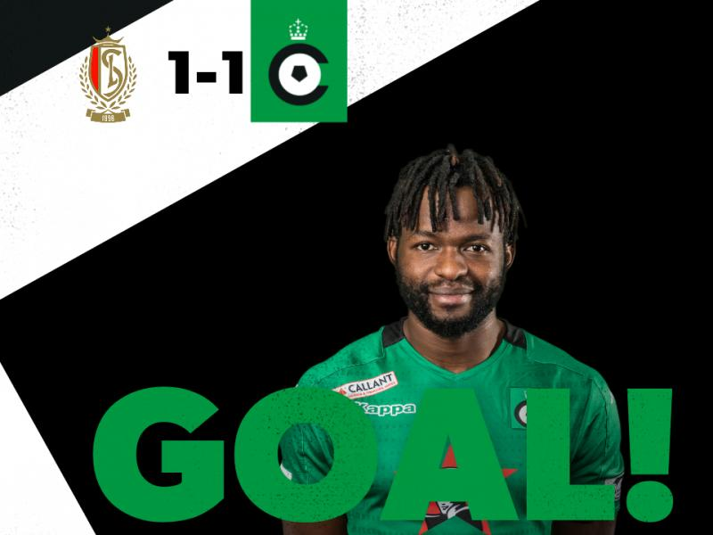 Johanna Omolo on the scoresheet as Cercle Brugge falls to Standard Liege