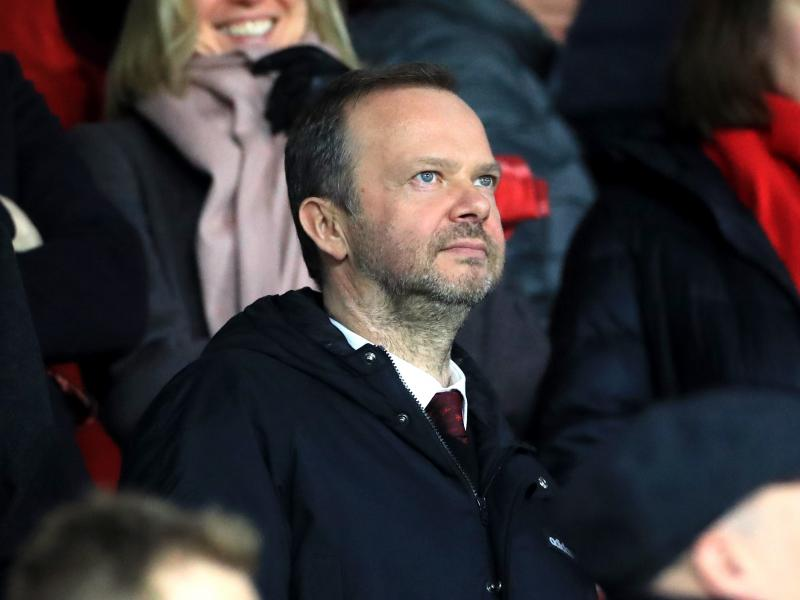 🔴⚪️ Man United Chief Ed Woodward: The club will back Ole Gunnar Solskjaer in the next transfer window