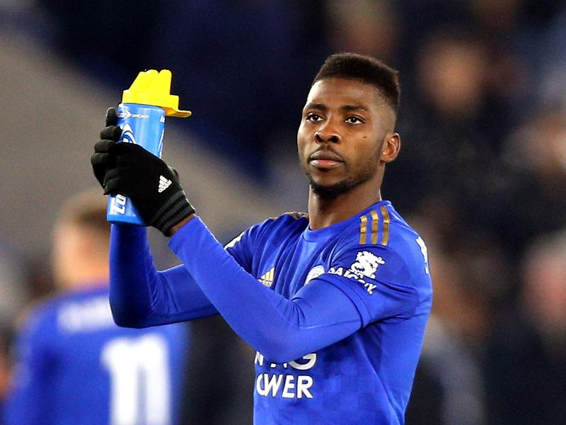 Iheanacho dedicates goal to fans, family