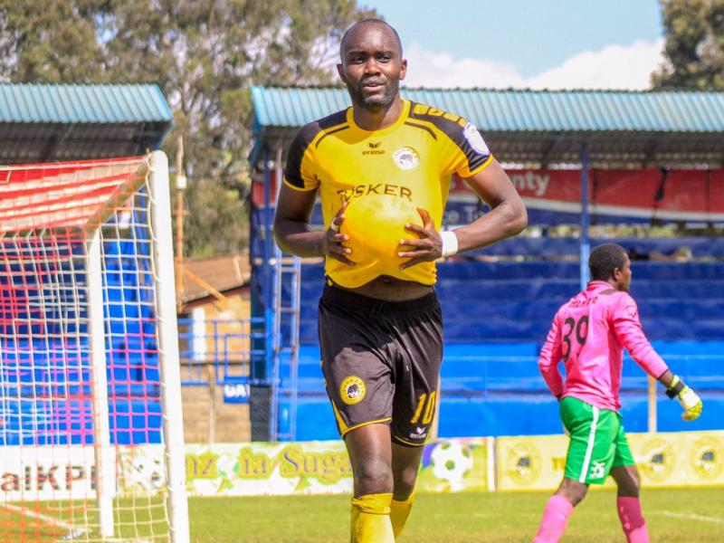 KPL Top scorers: Elvis Rupia's hat-trick heats up the Golden Boot race