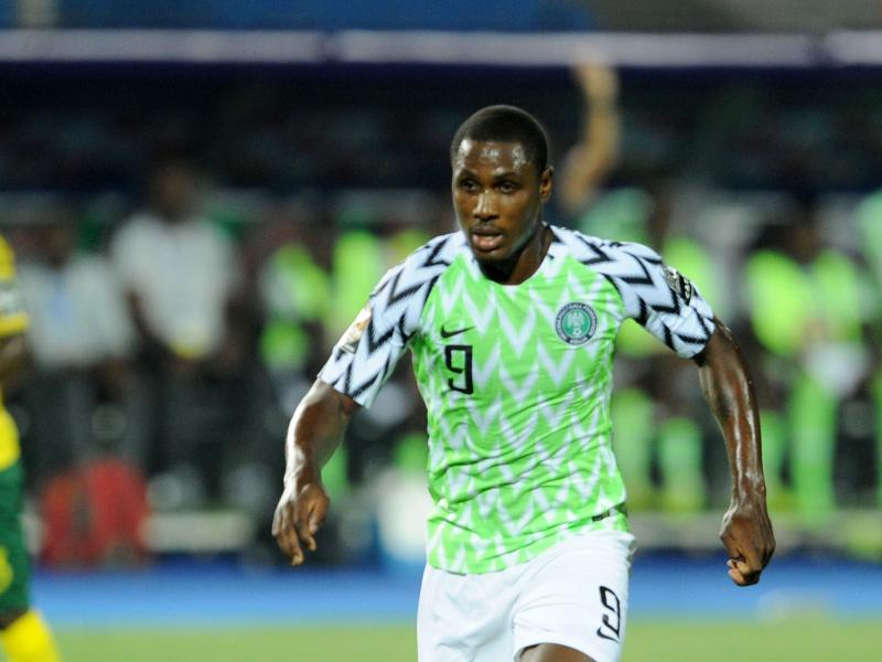 Ighalo excited to make top 10 nominees for Africa Player Award