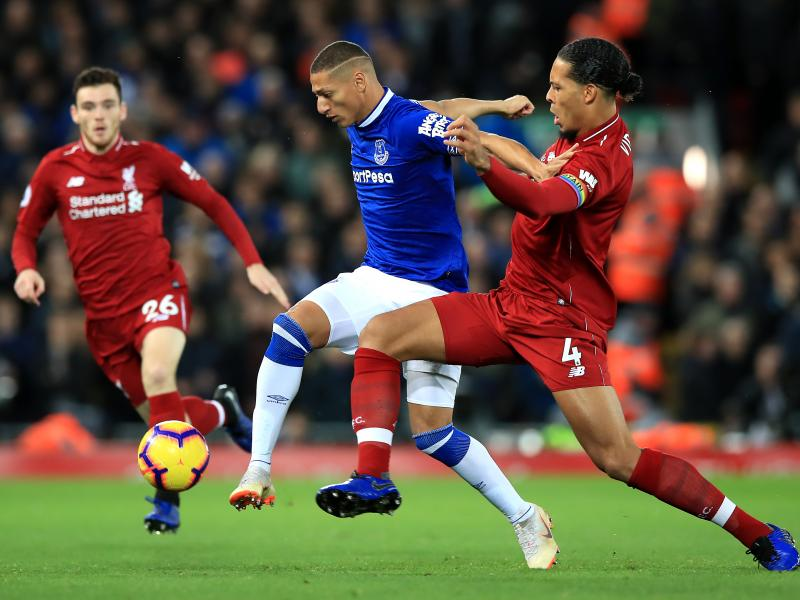 🔴🔵 Liverpool vs Everton: Last ten Merseyside Derby meetings in the Premier League