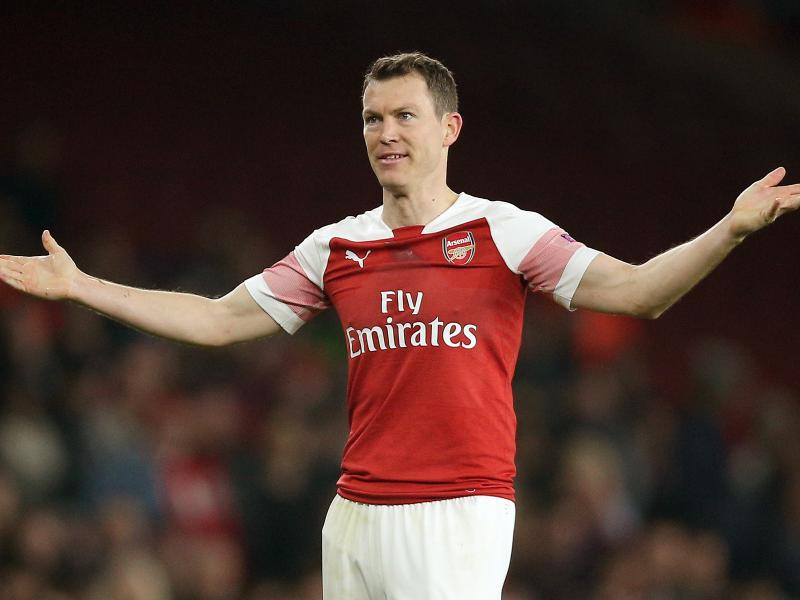 Stephan Lichtsteiner opens up on his biggest concern with Unai Emery during Arsenal days