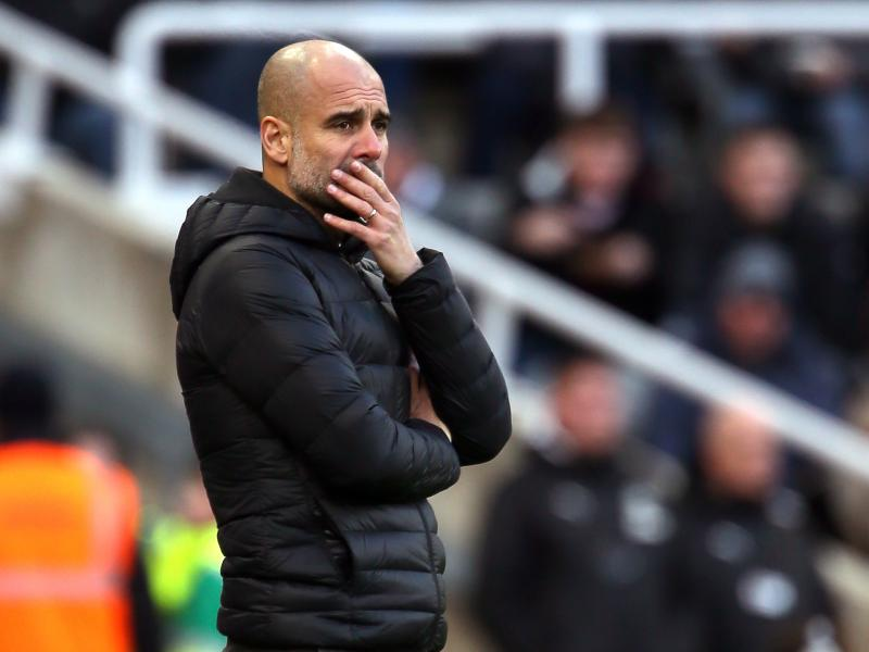 😖 Man City's revised schedule will have Pep ripping all of his remaining hair out