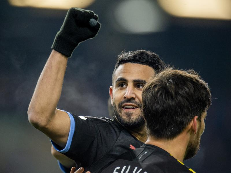 Mahrez reflects on Leicester stint; claims club made it difficult for him to leave