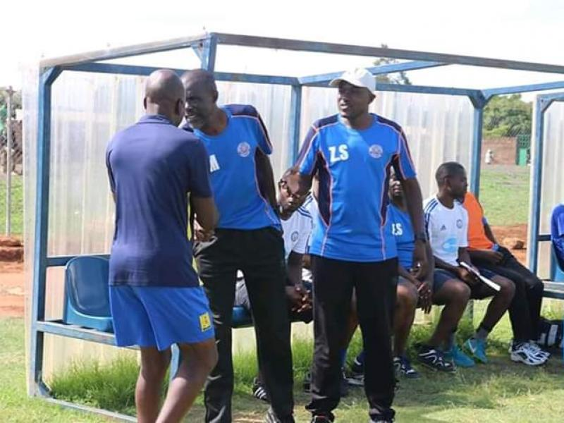 🇿🇲 Nakambala Leopards part ways with their head and assistant coach