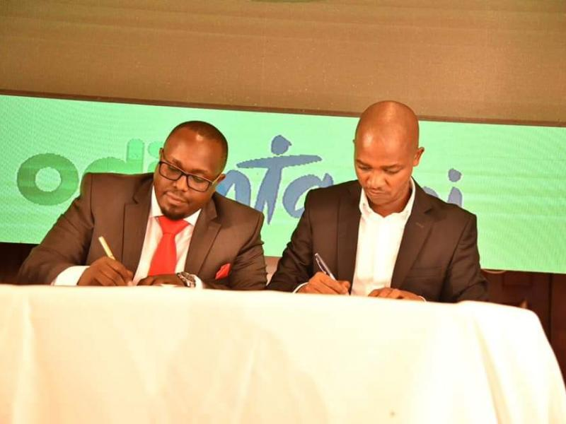 FKF lands another partnership with a betting firm for County Leagues