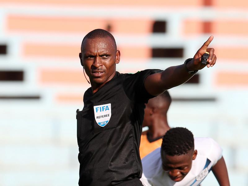 Change of match officials for 2021 AFCON qualifiers