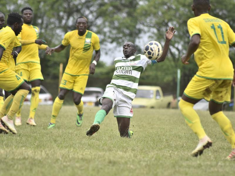 Kakamega Homeboyz and Western Stima break into top four with wins over Nzoia and Chemelil