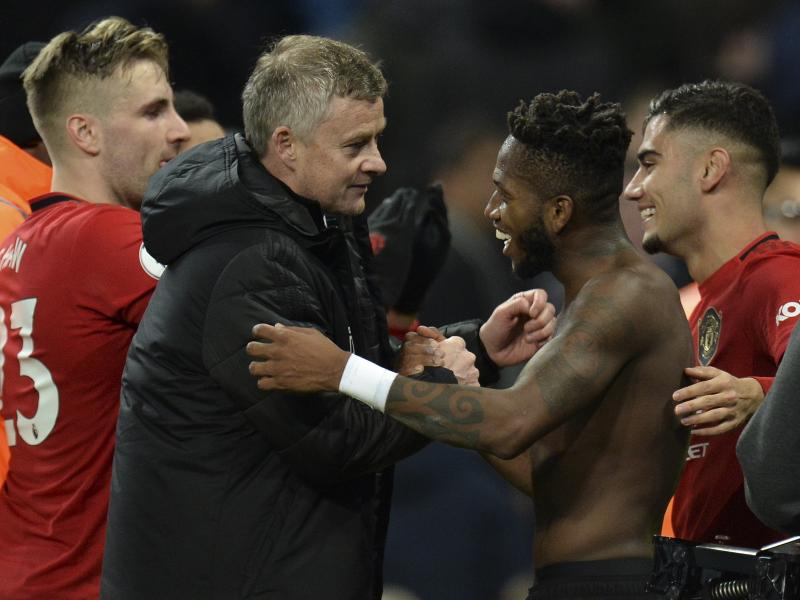 'We painted the City Red' - Ole Gunnar likens Man United win with PSG victory