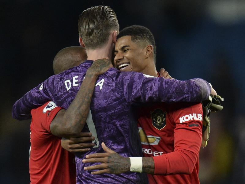 Ole Gunnar singles out three surprise Man United stars for praise after Manchester City win
