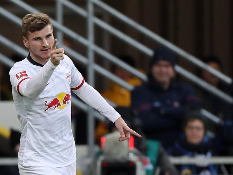 🇩🇪🔥 There's just no stopping Timo Werner under new RB Leipzig manager Nagelsmann