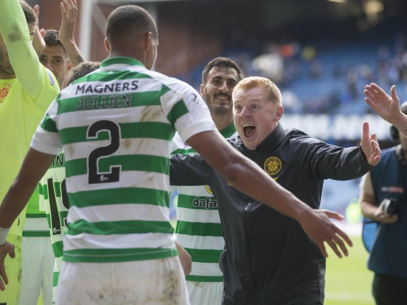 🍀 Christopher Jullien was 'buzzing' after he scored the winning goal for Celtic