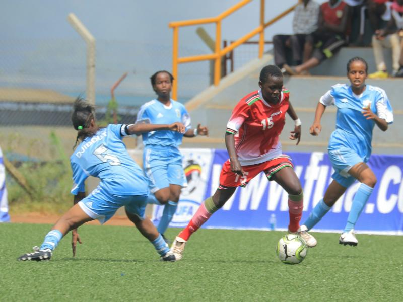 🔥 Burundi 2-3 Kenya: Arusi's hat trick earn young Starlets second win