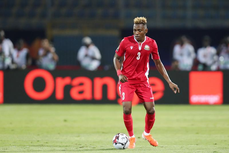 Harambee Stars defender on the verge of joining Dutch side