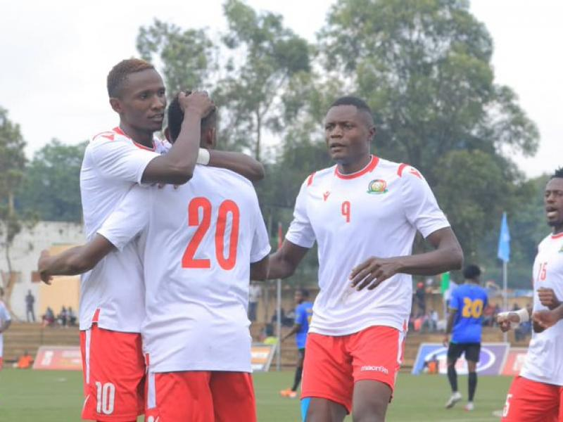 Sudan 1-2 Kenya: Harambee Stars come from behind to book semi final spot