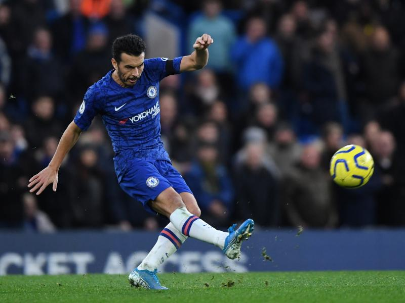 👀 Aston Villa express interest in Pedro as Chelsea exit looms