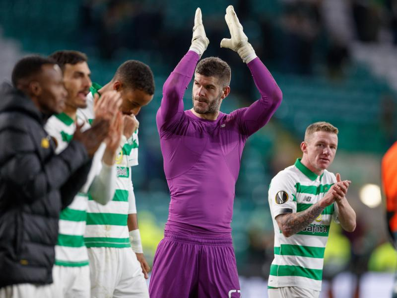 🍀🏴󠁧󠁢󠁳󠁣󠁴󠁿🧤 Neil Lennon wants to approach Celtic board to sign Forster permanently