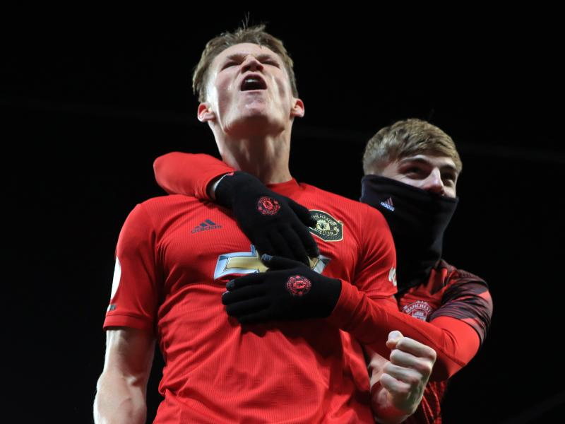Manchester United youth policy on the brink of history