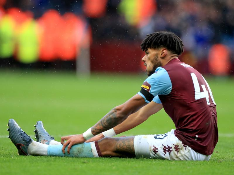 Aston Villa will be without Tyrone Mings ahead of Sheffield United clash