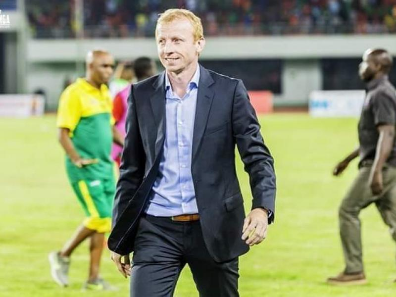 🇹🇿 Simba's Vandenbroeck named Tanzania's coach of the month