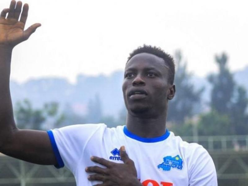 🇷🇼🇹🇿🇬🇭 Simba SC on the verge of signing Ghanaian Michael Sarpong from Rayon Sports