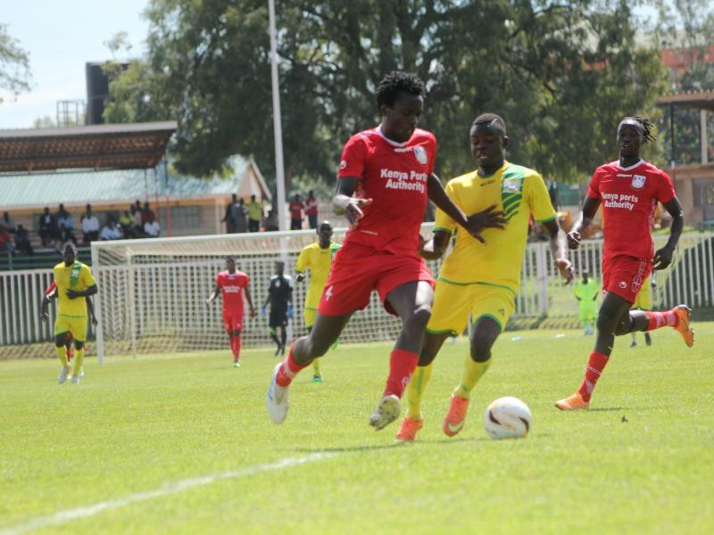 K.K Homeboyz 1-0 Bandari FC: Masinza strike send Muyoti men top