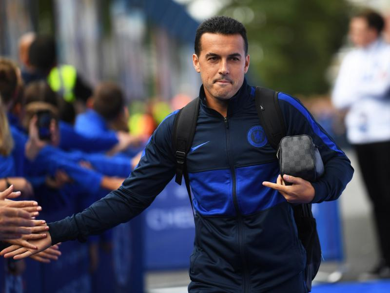 Pedro angling for a 'possible' Barcelona return