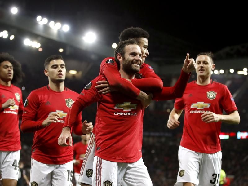 Image result for Manchester United 4-0 AZ    ,   photos