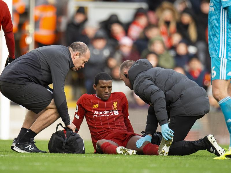 Injury update: Wijnaldum to miss Club World Cup