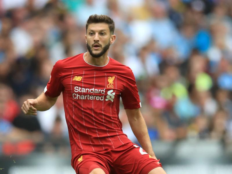 Is Lallana on his way out of Liverpool?