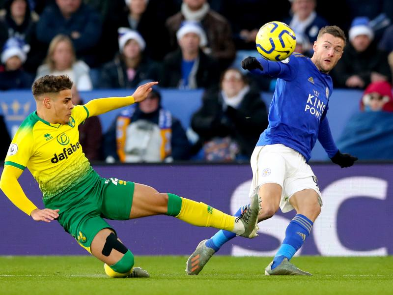 Leicester 1-1 Norwich: The Foxes tamed by the Canaries