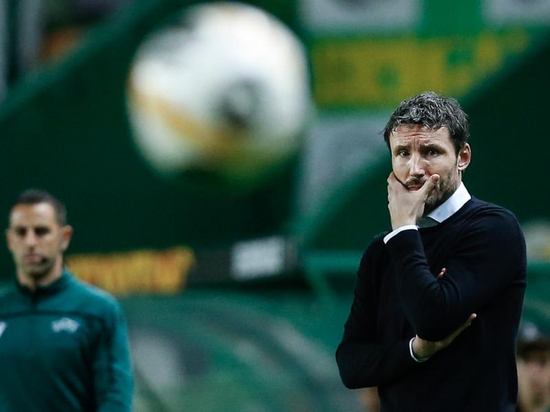 OFFICIAL: Van Bommel sacked by PSV