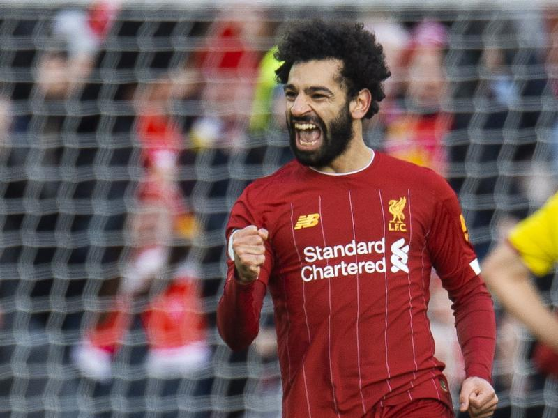 Premier League top scorers: Battle at the top gets tighter as Salah joins chasing pack