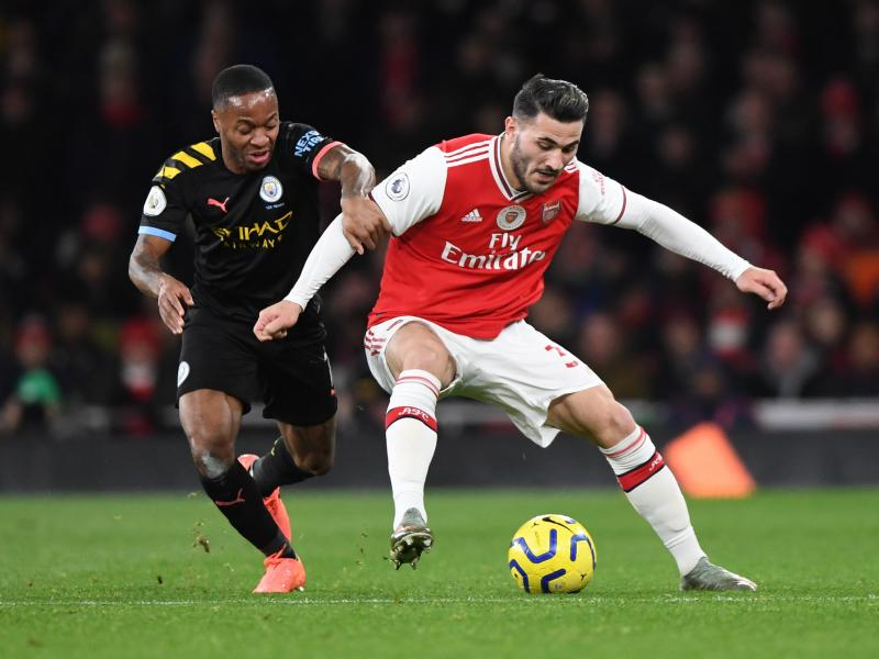 Freddie Ljungberg slams Sead Kolasinac after defeat to Manchester City