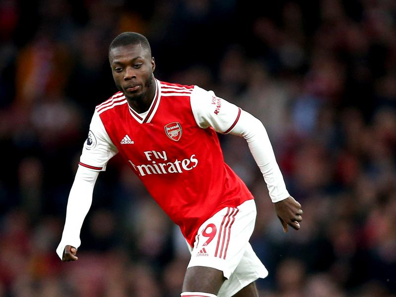 Pepe calls on Arsenal team-mates to step up