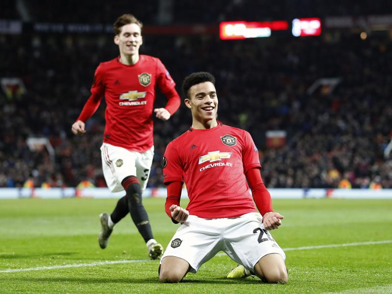 The gulf between Mason Greenwood and other Premier League teenagers
