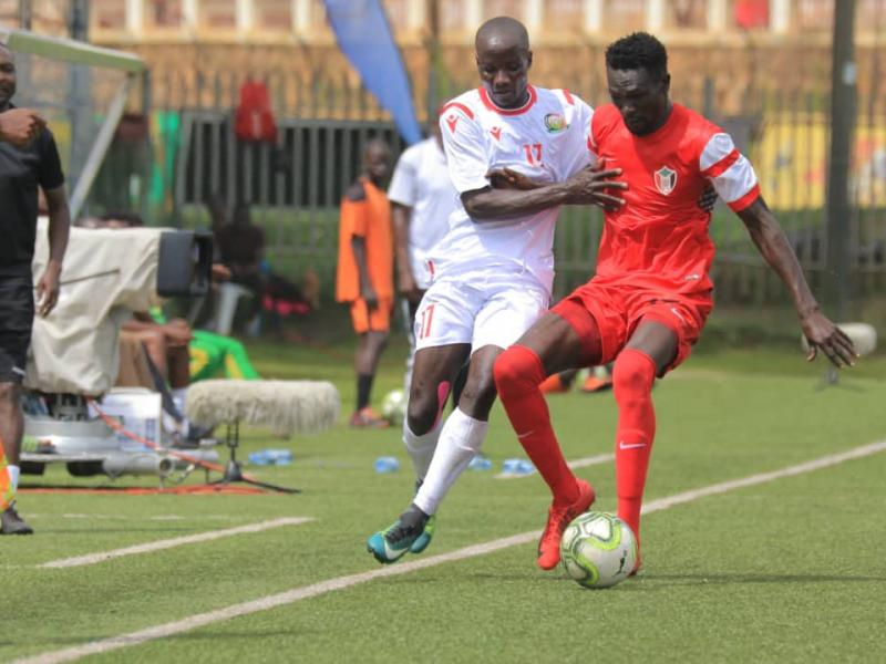 Harambee Stars ready for Eritrea test in semis