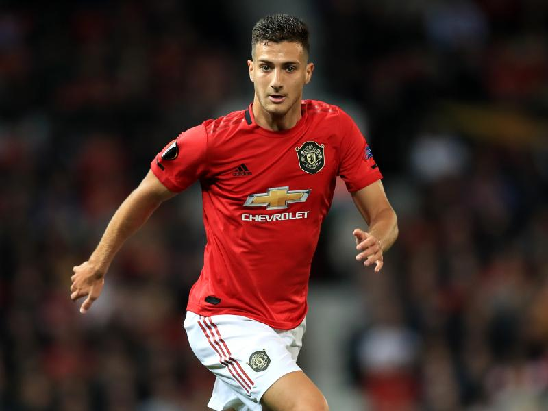 Manchester United outcast Diogo Dalot a target for Everton