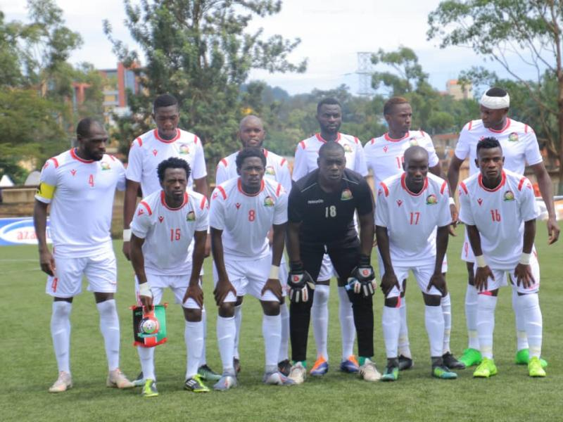 Samuel 'Abawa' Odhiambo retains his place as Harambee Stars name line up to face Tanzania