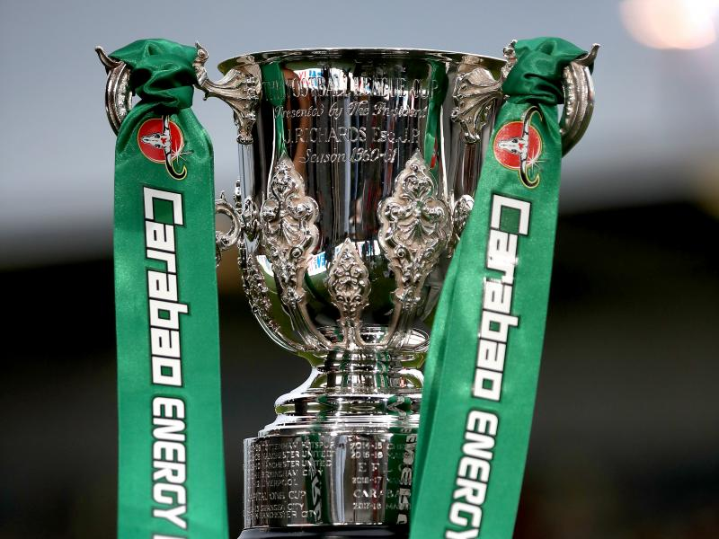 Carabao Cup fourth-round draw in full: Liverpool could face either Leicester or Arsenal