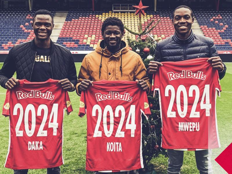 🇿🇲 🇦🇹 Official: Zambian duo extend contracts at Salzburg