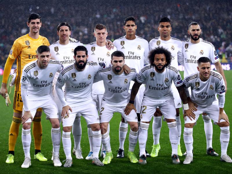 Revealed Real Madrid Squad To Face Unionistas De Salamanca