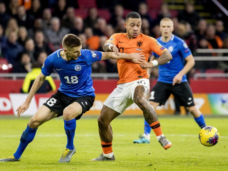 Memphis Depay aiming to be at EURO 2020