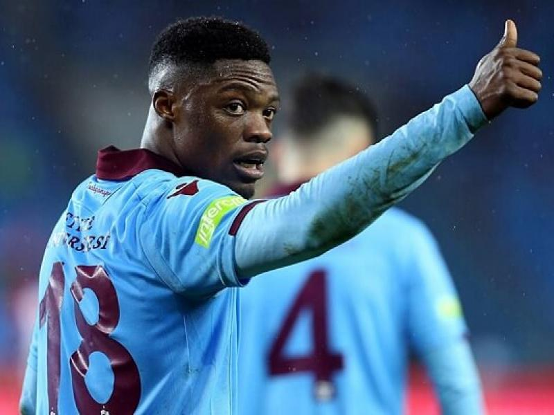 Trabzonspor's Caleb Ekuban emerges as transfer target for Rangers