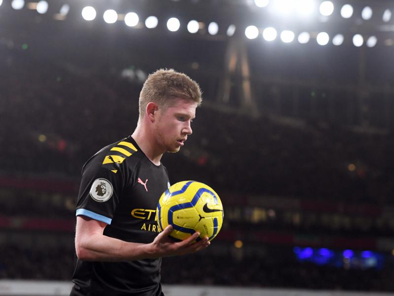 🇧🇪 Kevin De Bruyne: The Premier League's modern-day Stevie G