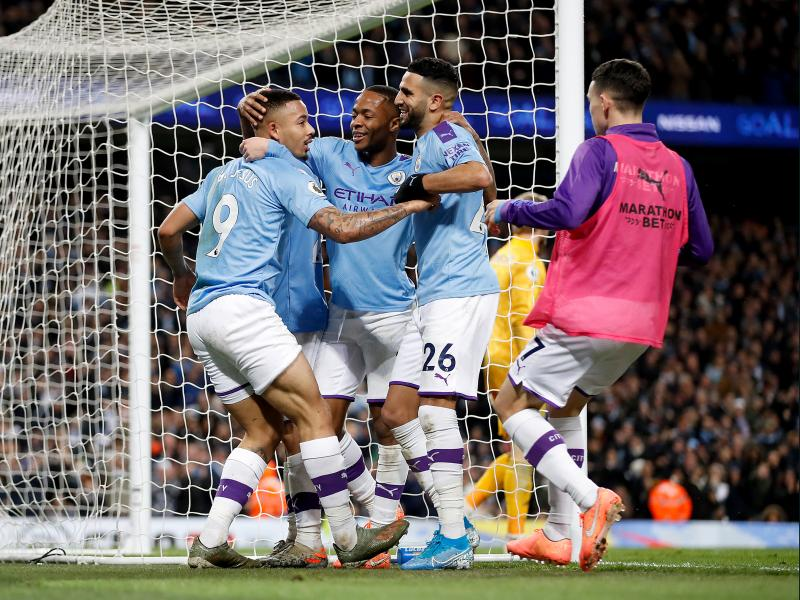 FA Cup roundup: Manchester City, Leicester cruise; poor Man United held at Molineux